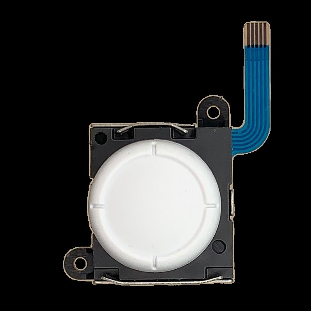 Nintendo Switch Pokemon Eevee Controller 3D Analog JoyStick Controller - White