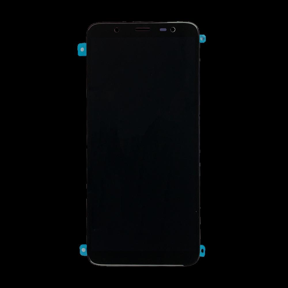 Samsung Galaxy J8 (J810 / 2018) OLED Assembly without Frame - Black (Refurbished)