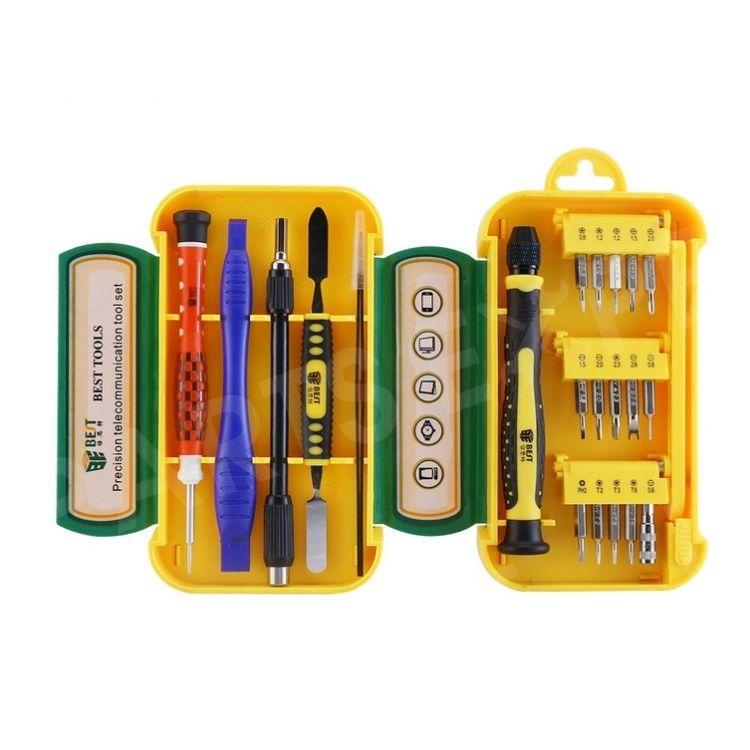 21-Piece Precision Repair Tool Kit