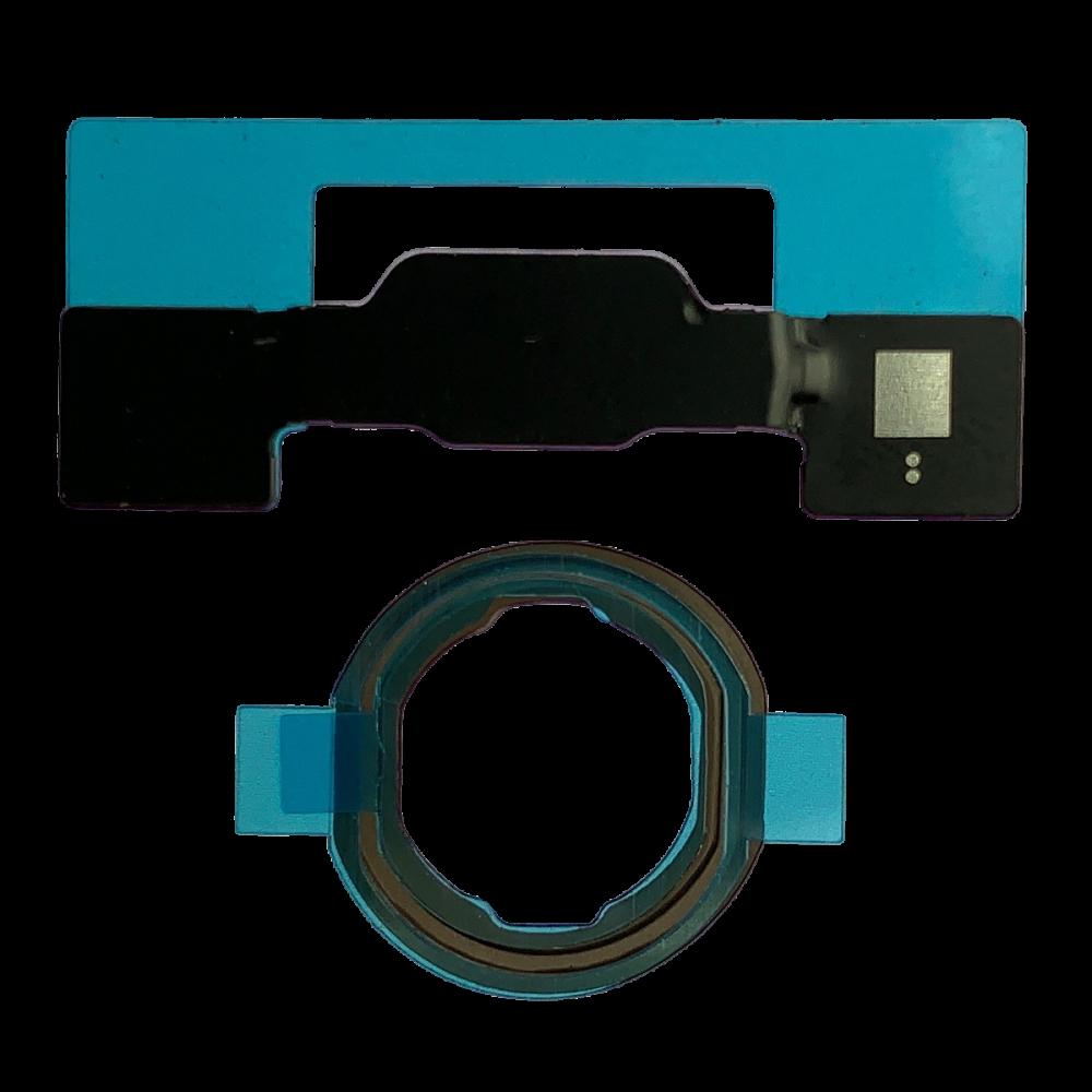 iPad 5 (2017) / iPad 6 (2018) / iPad 7 (10.2 / 2019) Home Button Bracket with Rubber Gasket