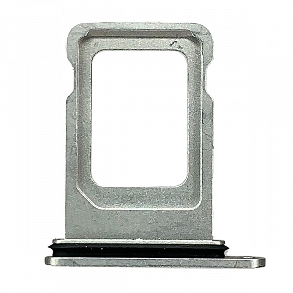 iPhone 12 Sim Card Tray (Single) - White