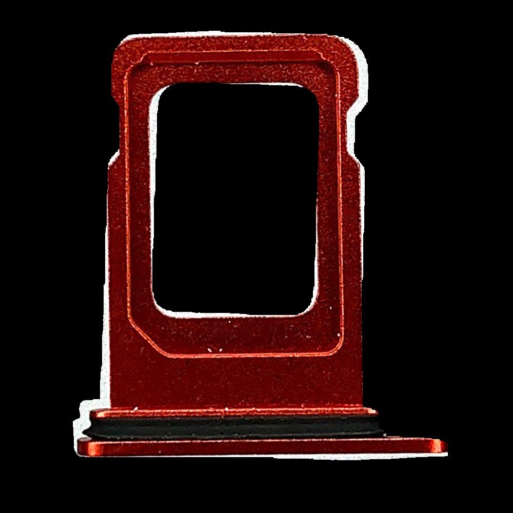 iPhone 12 Sim Card Tray (Single) - Red