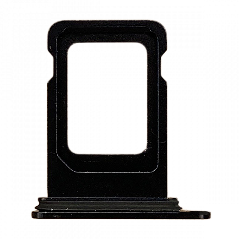 iPhone 12 Sim Card Tray (Dual) - Black
