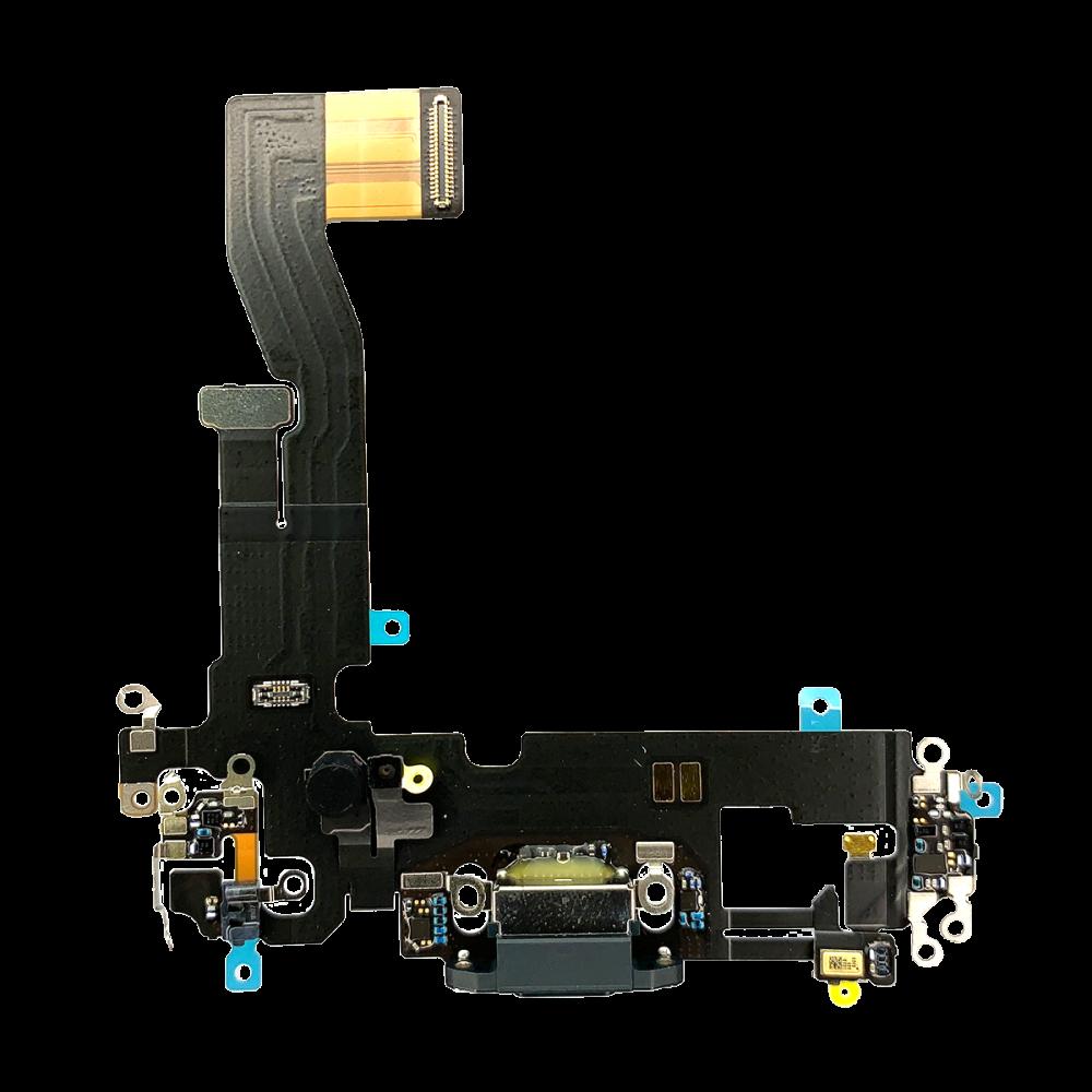 iPhone 12 Pro Charging Port Flex Cable- Pacific Blue