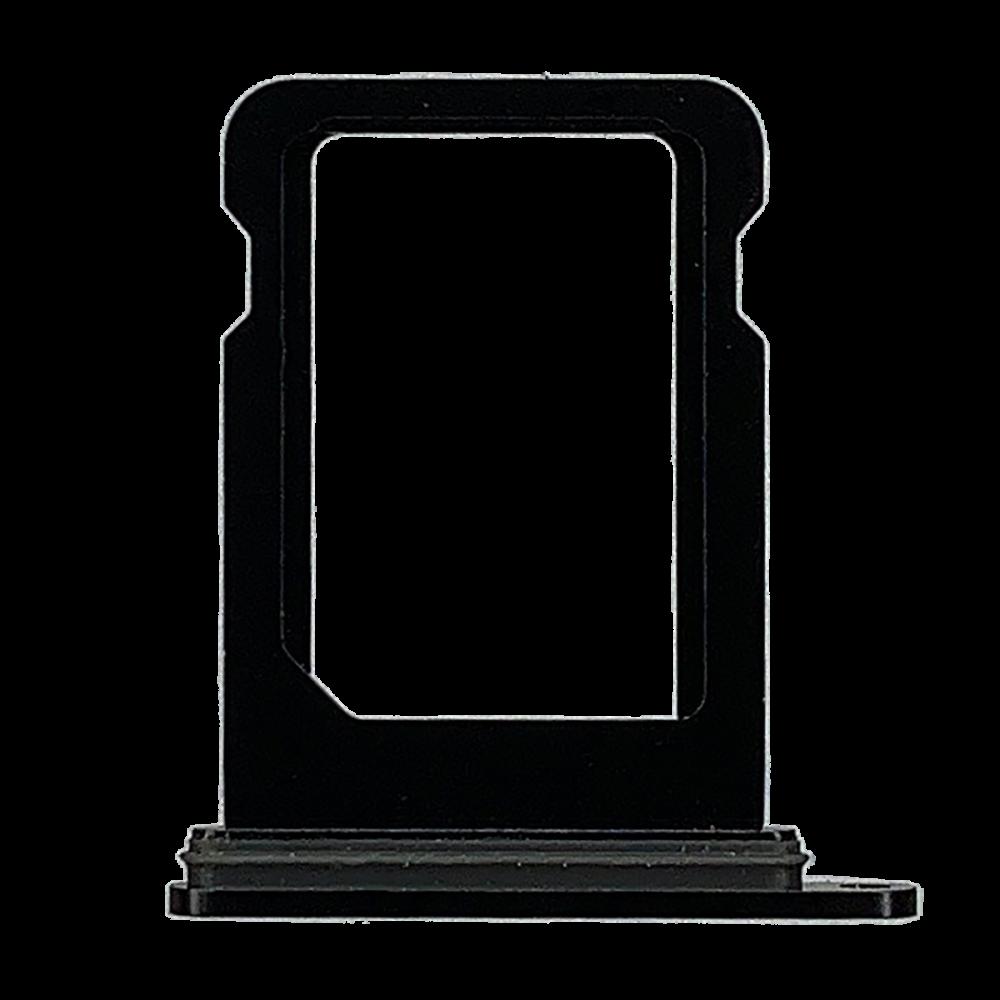 iPhone 12 Mini Sim Card Tray - Black
