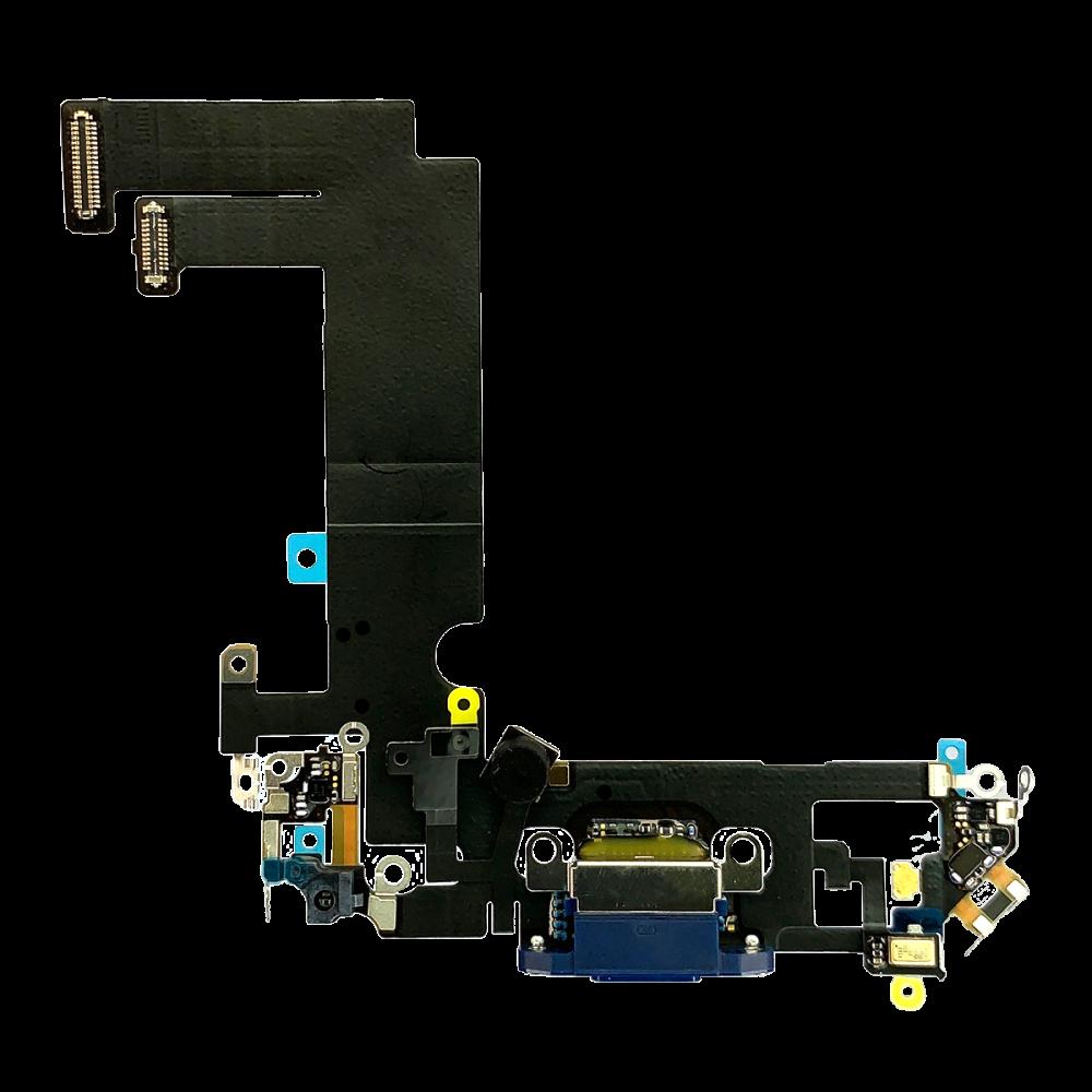 iPhone 12 Mini Charging Port Flex Cable Replacement - Blue (Premium)