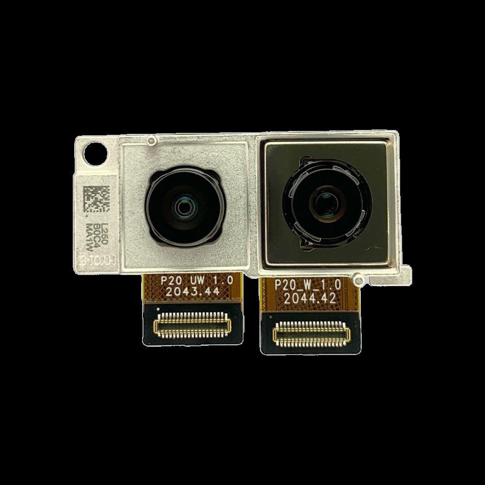 Google Pixel 5 Rear Camera
