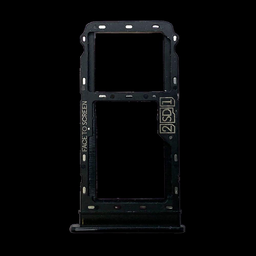 Motorola G8 Plus/G8 Sim Card Tray Replacement - Dark Blue