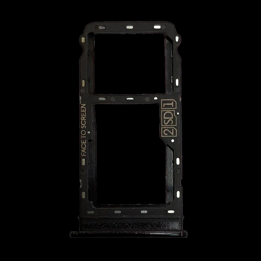 Motorola G8 Plus/G8 Sim Card Tray Replacement - Red