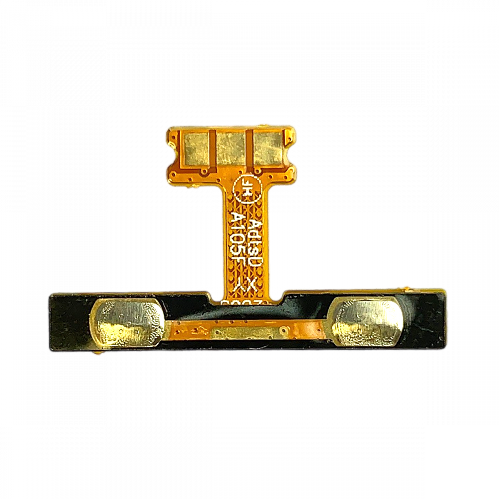 Samsung Galaxy A01 (A015 / 2020) Volume Button Microswitches with Flex Cable