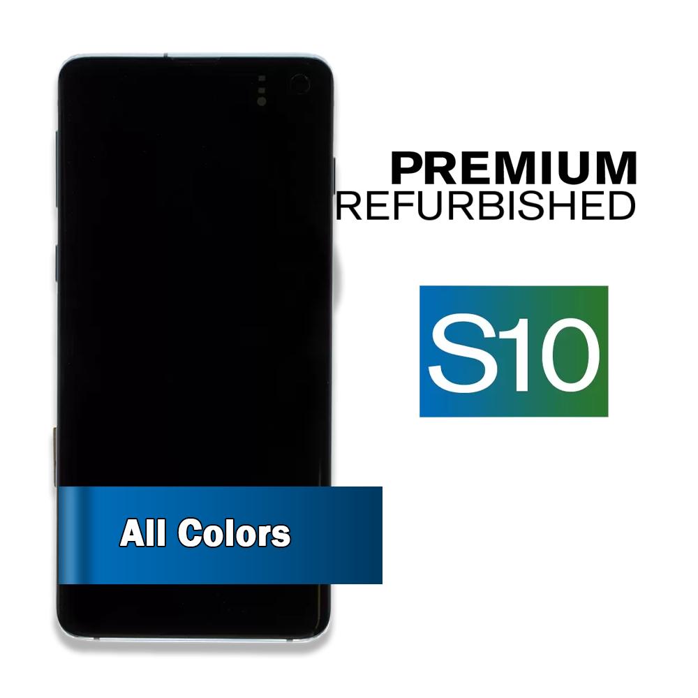 Samsung Galaxy S10 Black Screen Assembly