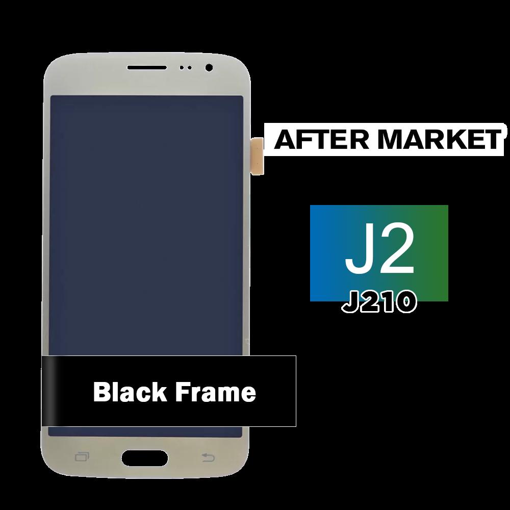 Samsung Galaxy J2 (2016) Black Display Assembly
