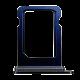 iPhone 12 Mini Sim Card Tray - Blue