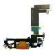 Phone 12 Mini Charging Port Flex Cable Replacement - Red (Premium)