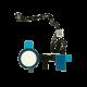 Google Pixel 4a Fingerprint sensor - White