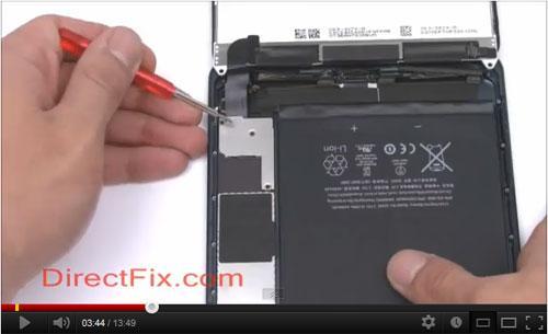 Apple iPad Mini Teardown Video Available Hours after Release